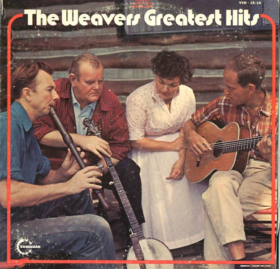 Albumcover The Weavers - The Weavers Greatest Hits (DLP)