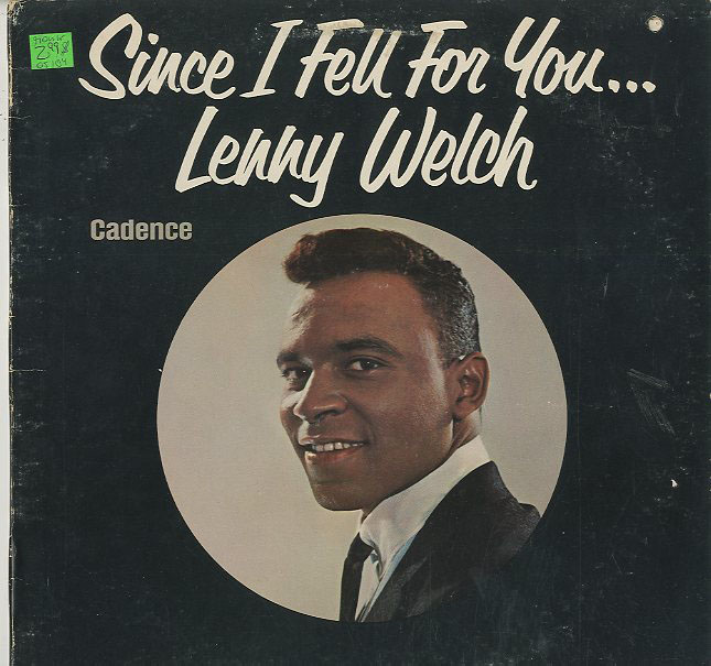 Albumcover Lenny Welch - Since I Fell For You