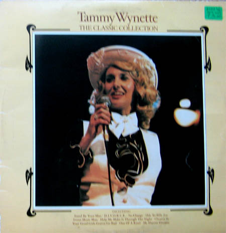 Albumcover Tammy Wynette - The Classic Collection (DLP)
