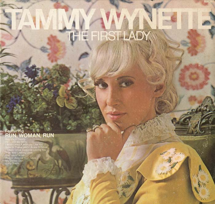 Albumcover Tammy Wynette - The First Lady