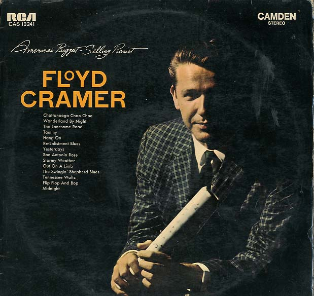 Albumcover Floyd Cramer - America´s Biggest Selling Pianist (Diff. Titles)