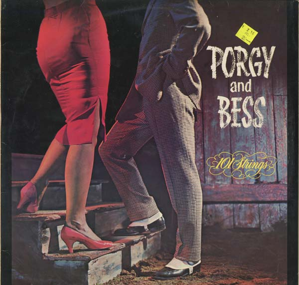 Albumcover 101 Strings - Porgy and Bess