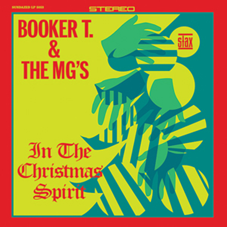 Albumcover Booker T. & The MG´s - In The Christmas Spirit