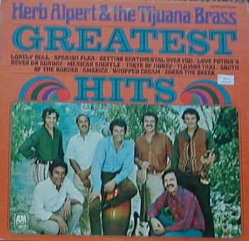 Albumcover Herb Alpert & Tijuana Brass - Greatest Hits