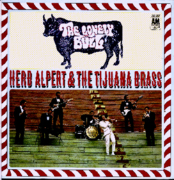 Albumcover Herb Alpert & Tijuana Brass - The Lonely Bull