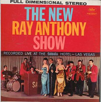 Albumcover Ray Anthony - The New Ray Anthony Show