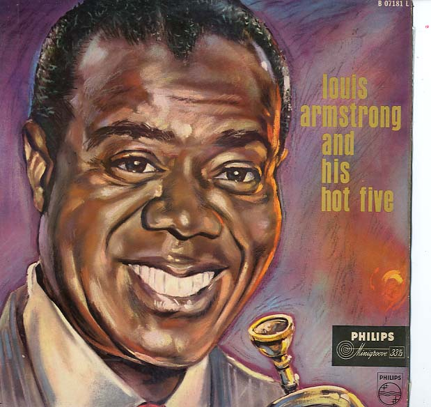 Albumcover Louis Armstrong - Louis Armstrong and his Hot Five