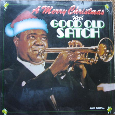 Albumcover Louis Armstrong - A Merry Christmas With Louis Armstrong