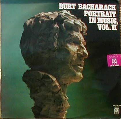 Albumcover Burt Bacharach - Portrait In Music Vol. II