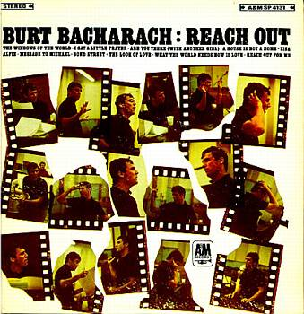 Albumcover Burt Bacharach - Reach Out