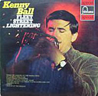 Albumcover Kenny Ball and his Jazzmen - Fleet Street Lightening