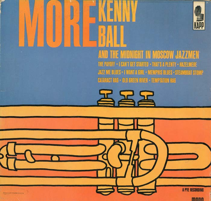 Albumcover Kenny Ball and his Jazzmen - More Kenny Ball