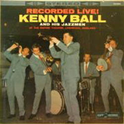Albumcover Kenny Ball and his Jazzmen - Recorded Live