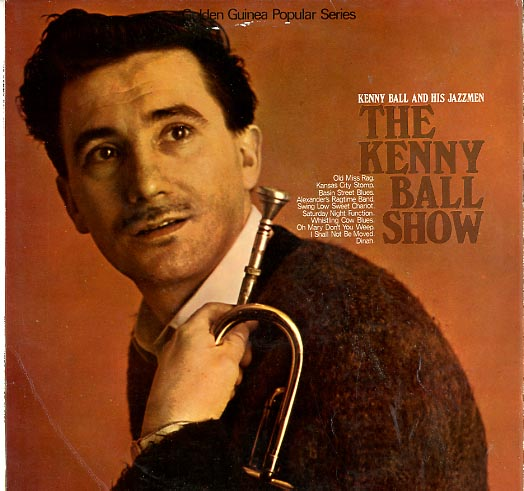 Albumcover Kenny Ball and his Jazzmen - The Kenny Ball Show