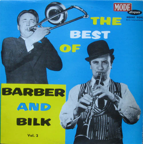 Albumcover Barber & Bilk - The Best of Barber and Bilk  Vol. 2