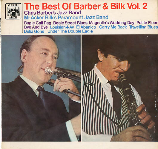 Albumcover Barber & Bilk - The Best of Barber and Bilk Volume II