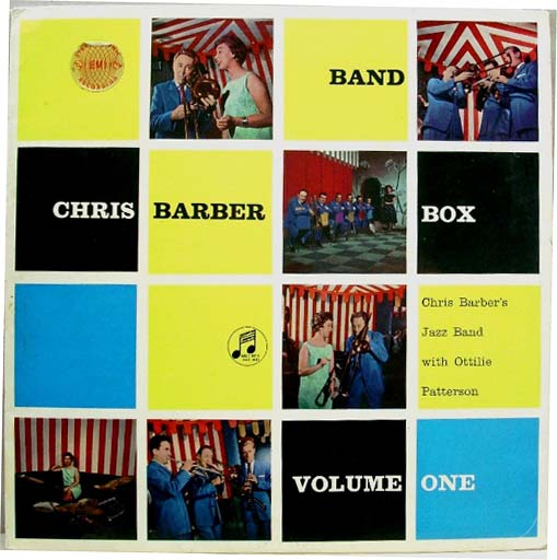 Albumcover Chris Barber - Band Box Volume One