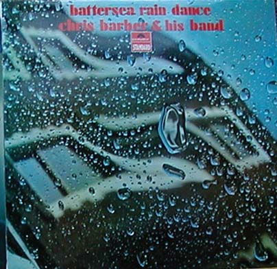 Albumcover Chris Barber - Battersea Rain Dance