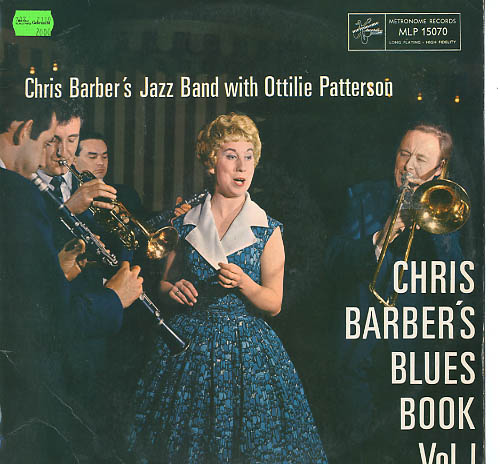 Albumcover Chris Barber - Chris Barbers Blues Book Vol. 1
