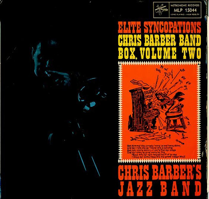 Albumcover Chris Barber - Elite Syncopations - Chris Barber Band Box Vol. Two