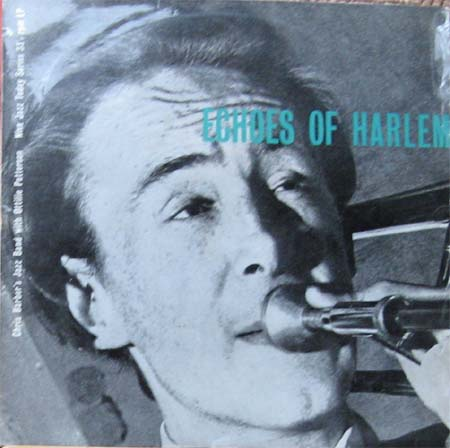 Albumcover Chris Barber - Echoes of Harlem