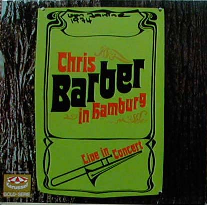 Albumcover Chris Barber - Chris Barber in Hamburg