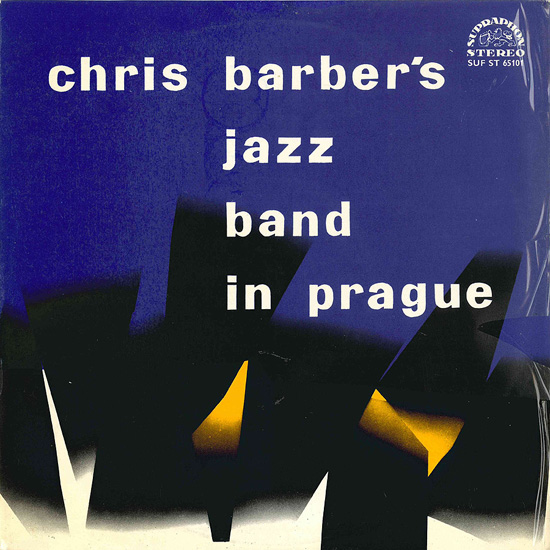 Albumcover Chris Barber - Chris Barber´s Jazzband in Prague