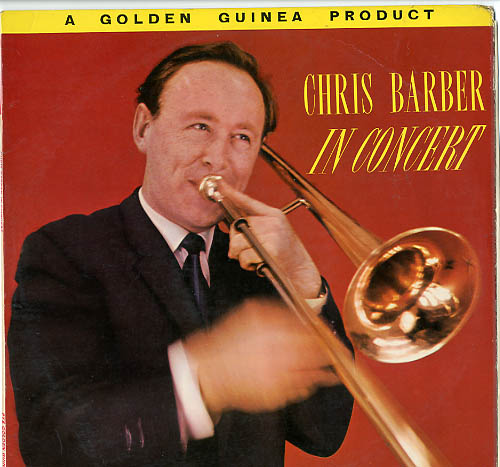 Albumcover Chris Barber - Chris Barber In Concert