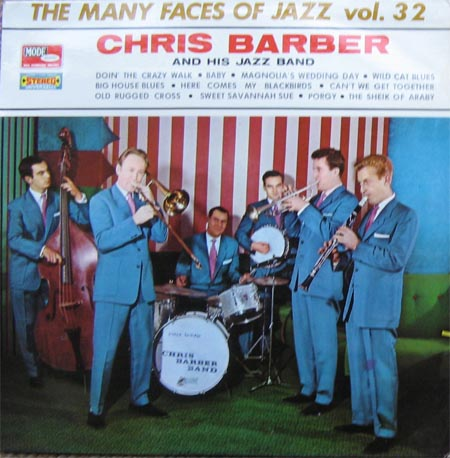 Albumcover Chris Barber - Chris Barber And His Jazz Band