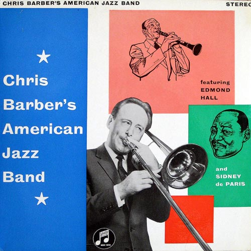 Albumcover Chris Barber - American Jazzband