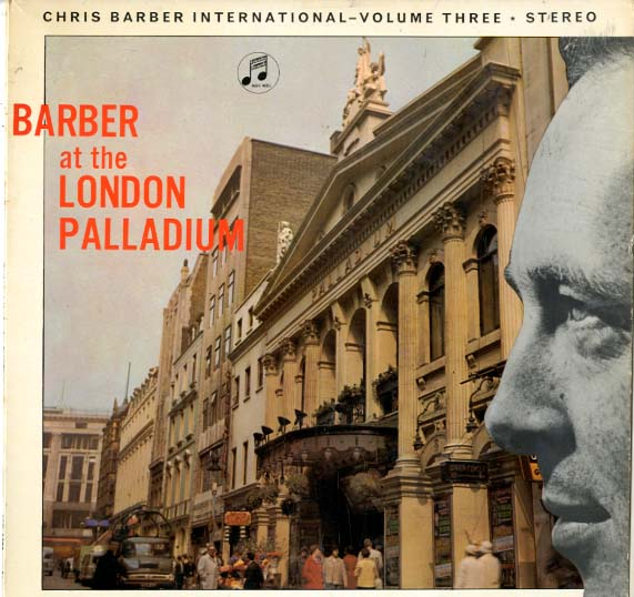 Albumcover Chris Barber - Barber at the London Palladium