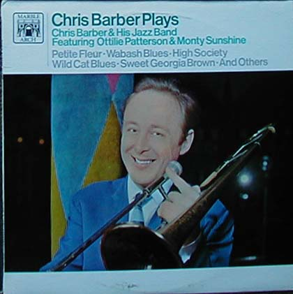 Albumcover Chris Barber - Chris Barber Plays