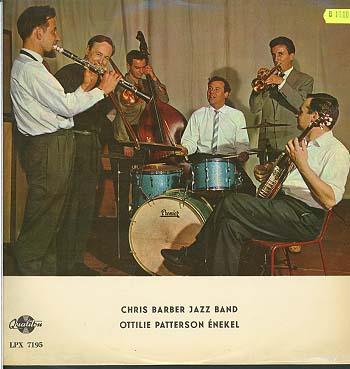 Albumcover Chris Barber - Chris Barber Jazzband, Ottilie Patterson<br>
