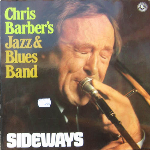 Albumcover Chris Barber - Sideways