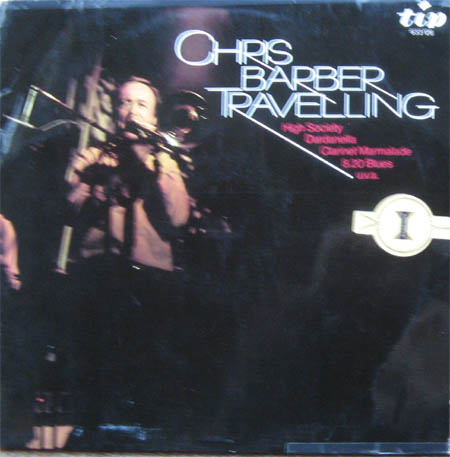 Albumcover Chris Barber - Travelling