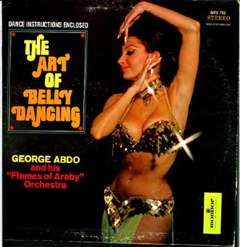 Albumcover George Abdo - The Art of Belly Dancing