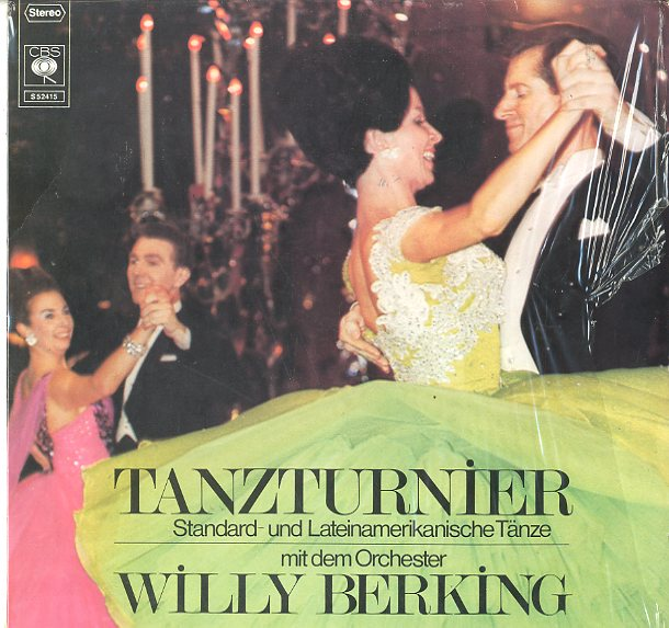 Albumcover Willy Berking - Tanzturnier