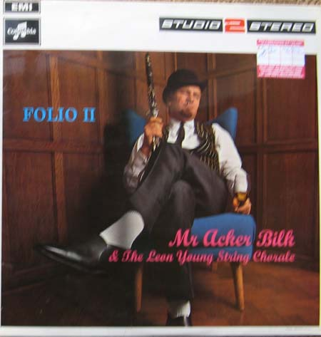 Albumcover Mr. Acker Bilk - Folio II - with the Leon Young String Chorale