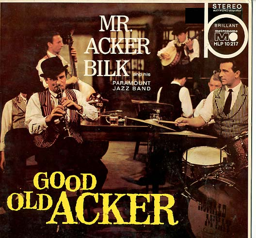 Albumcover Mr. Acker Bilk - Good Old Acker