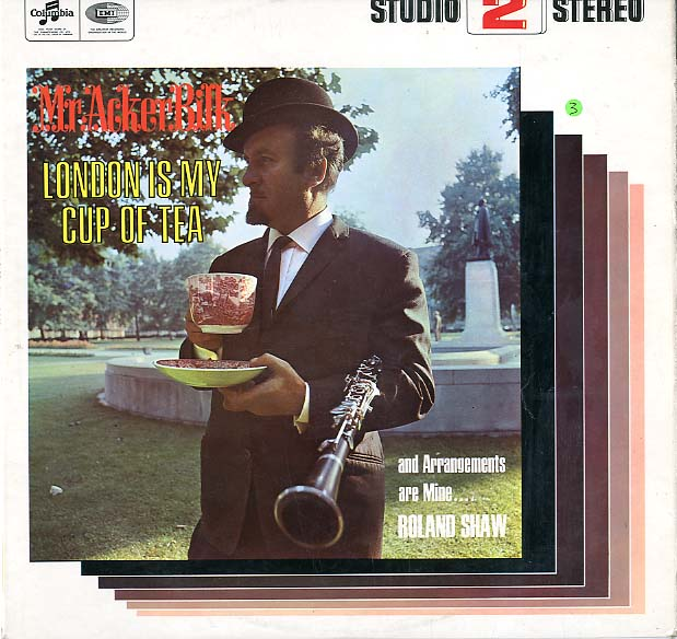 Albumcover Mr. Acker Bilk - London Is My Cup Of Tea