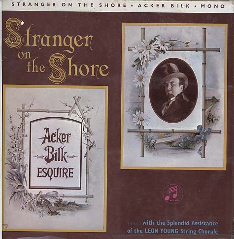 Albumcover Mr. Acker Bilk - Acker Bilk Esquire - Stranger on the Shore