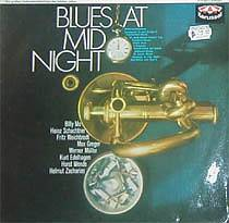 Albumcover Various Instrumental Artists - Blues At Midnight