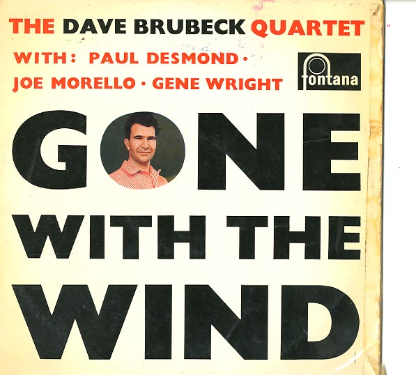 Albumcover Dave Brubeck - Gone With The Wind