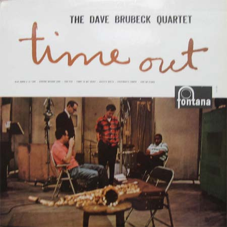 Albumcover Dave Brubeck - Time Out