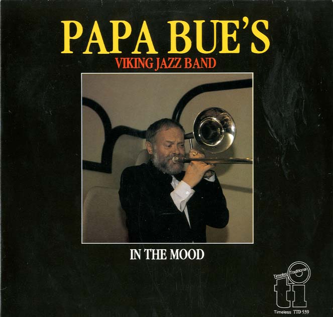 Albumcover Papa Bues Viking Jazzband - In The Mood