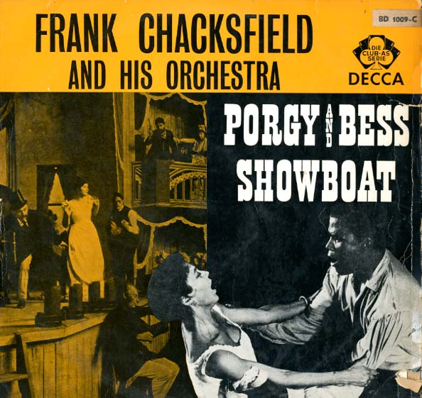 Albumcover Frank Chacksfield - Porgy and Bess / Showboat