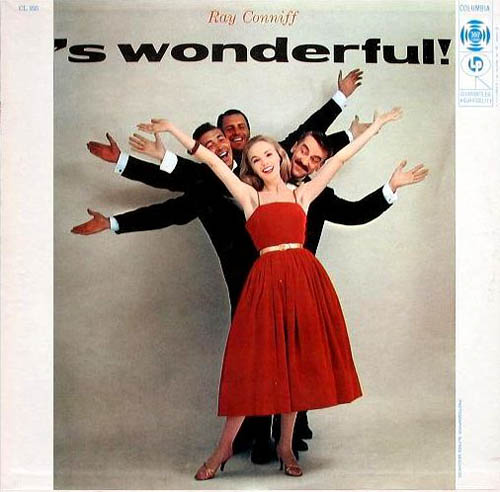 Albumcover Ray Conniff - ´s wonderful