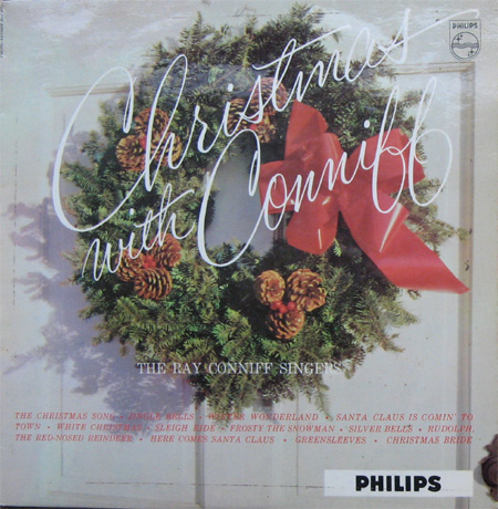 Albumcover Ray Conniff - Christmas With Conniff - The Ray Conniff Singers
