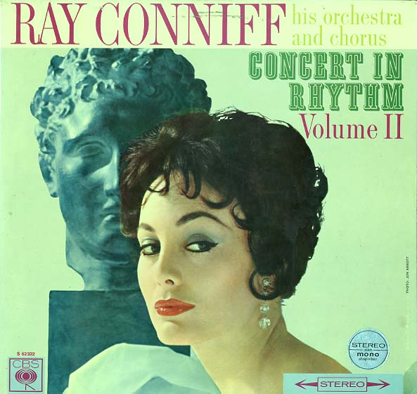 Albumcover Ray Conniff - Concert In Rhythm Volume II