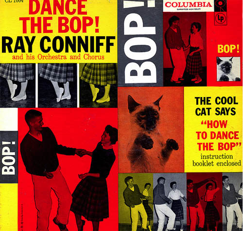 Albumcover Ray Conniff - Dance The Bop